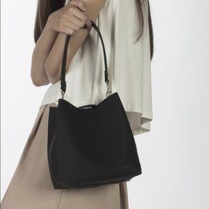 New Keep Pursuing Charcoal Mia Square Bag Purse